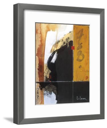 Intention-Don Li-Leger-Framed Giclee Print