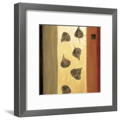 Leaf Innuendo II-Ursula Salemink-Roos-Framed Giclee Print