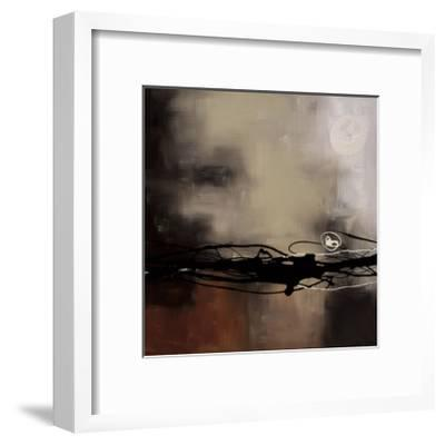 Prelude in Rust II-Laurie Maitland-Framed Giclee Print