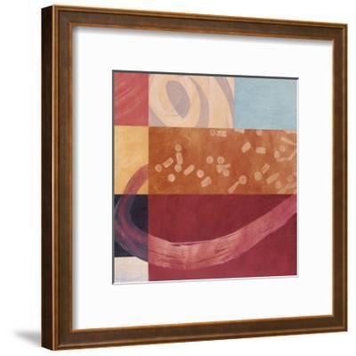 Synergistic Interchange I-Leslie Emery-Framed Giclee Print