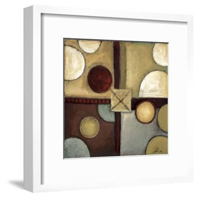 Groovin'--Framed Giclee Print