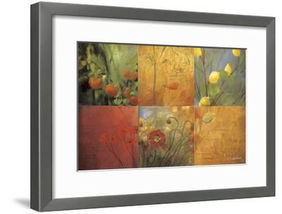 Citrus Garden-Don Li-Leger-Framed Giclee Print