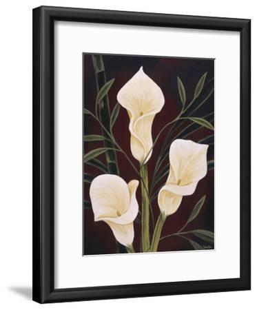 Botanical Elegance II-Yvette St^ Amant-Framed Giclee Print