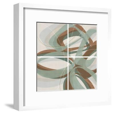 Mint Ripple-Ahava-Framed Giclee Print