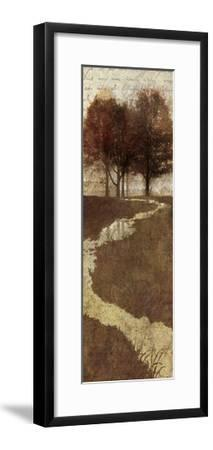 Shades of Autumn I-Keith Mallett-Framed Giclee Print