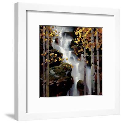 Waterfall-Michael O'Toole-Framed Giclee Print