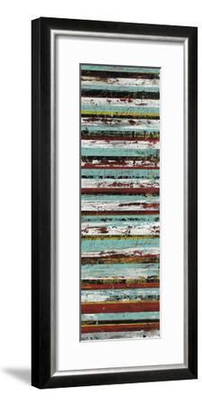 Summer Days II-Hilario Gutierrez-Framed Giclee Print