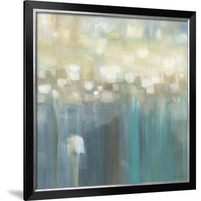 Aqua Light-Karen Lorena Parker-Framed Giclee Print
