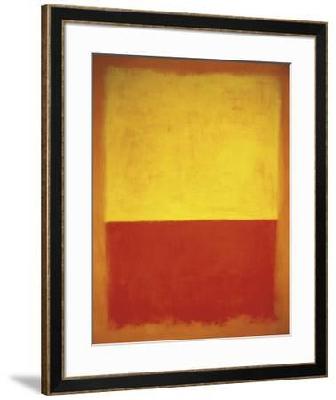 No. 12, 1954-Mark Rothko-Framed Art Print