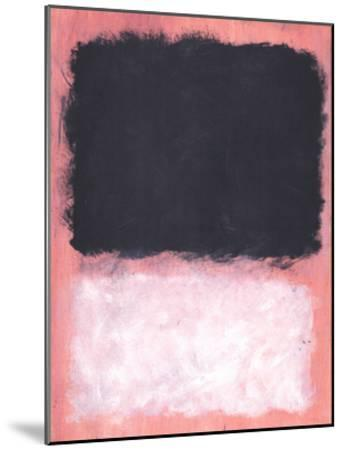 Untitled, 1967-Mark Rothko-Mounted Art Print