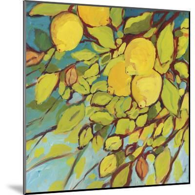 The Lemons Above-Jennifer Lommers-Mounted Art Print