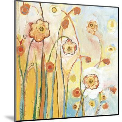 Orange Whimsy-Jennifer Lommers-Mounted Art Print