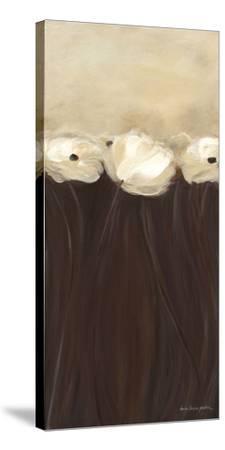 Poppy Bouquet-Karen Lorena Parker-Stretched Canvas Print