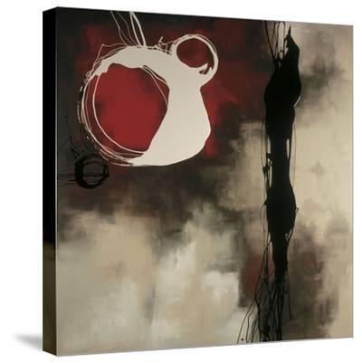 Resonance in Red-Laurie Maitland-Stretched Canvas Print