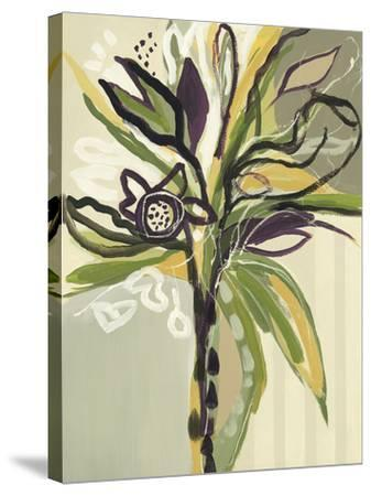 Serene Floral I-Angela Maritz-Stretched Canvas Print