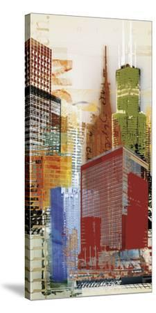 Urban Style I-Noah Li-Leger-Stretched Canvas Print