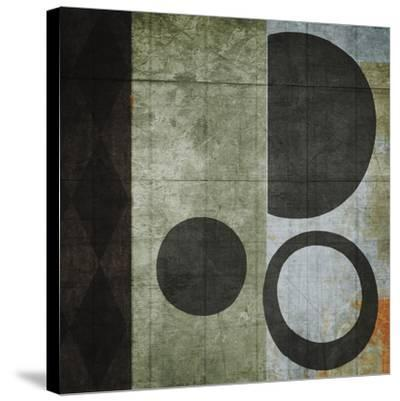 Woven I-Noah Li-Leger-Stretched Canvas Print
