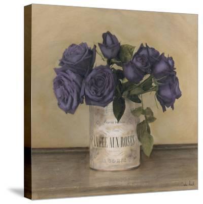Royal Roses-Cristin Atria-Stretched Canvas Print