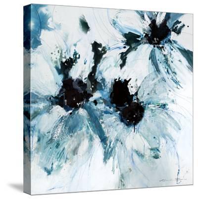 Blue Crush II-Natasha Barnes-Stretched Canvas Print