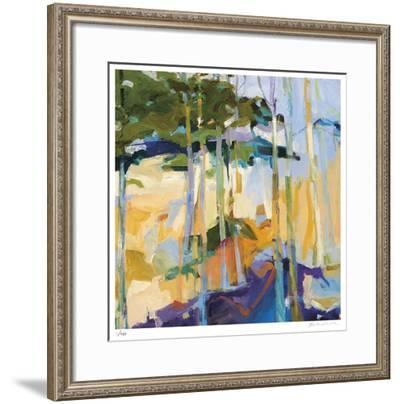 Abstract Landscape 2-Barbara Rainforth-Framed Giclee Print