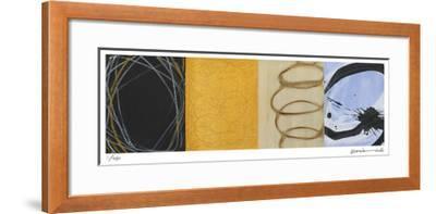 Outside the Lines 3-Maria Lobo-Framed Giclee Print