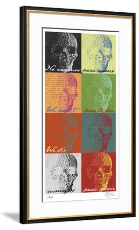 Born To Live 2-Mj Lew-Framed Giclee Print
