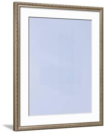 BLU 4, 2011- Arocha/Schraenen-Framed Collectable Print