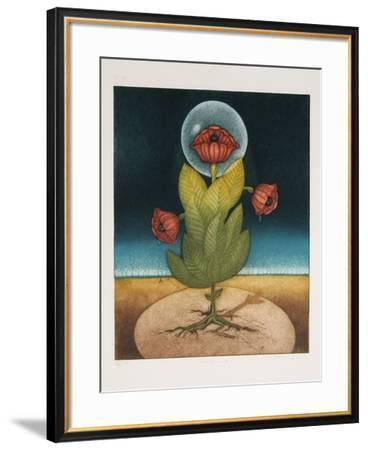 Doldrums-Tighe O'Donoghue-Framed Limited Edition