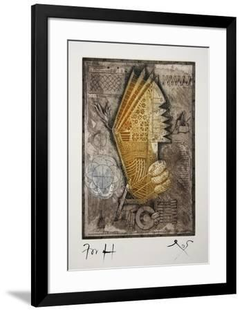 Untitled 22-Tighe O'Donoghue-Framed Collectable Print
