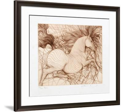 Pegase-Guillaume Azoulay-Framed Limited Edition