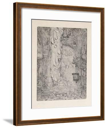 Untitled (2/23)-Rauch Hans Georg-Framed Limited Edition