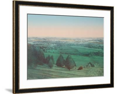 Midsummer Landscape-James Butler-Framed Limited Edition