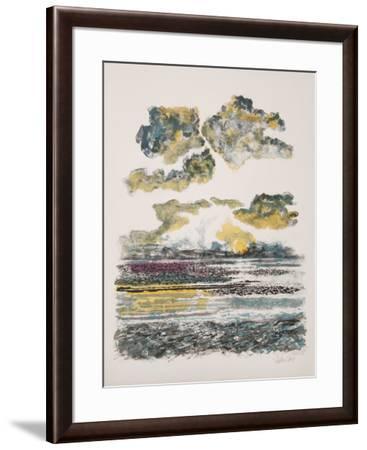 Sunrise-Georges Schreiber-Framed Collectable Print