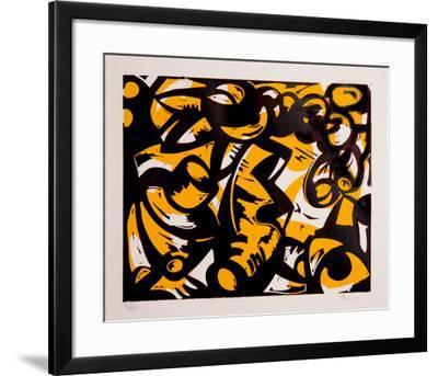 Untitled - e-Charlie Hewitt-Framed Limited Edition