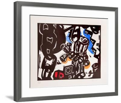 Untitled - a-Charlie Hewitt-Framed Limited Edition