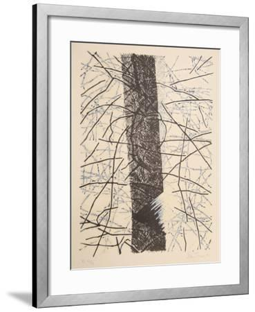 Pine Cut Down, B-Alan Turner-Framed Limited Edition