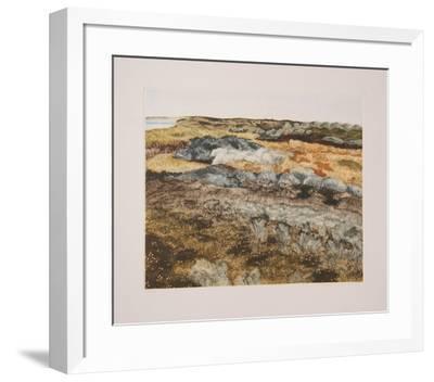 Moshup Trail II-Marjorie Mason-Framed Limited Edition