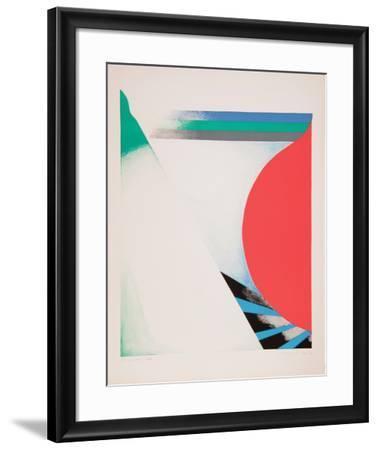 The Beach-Takesada Matsutani-Framed Collectable Print
