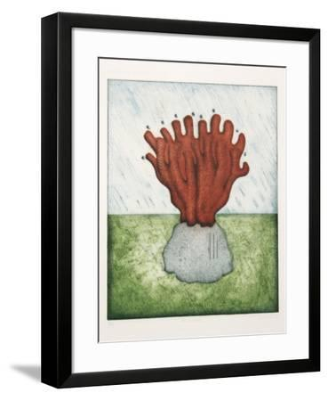 Monsoon-Tighe O'Donoghue-Framed Limited Edition