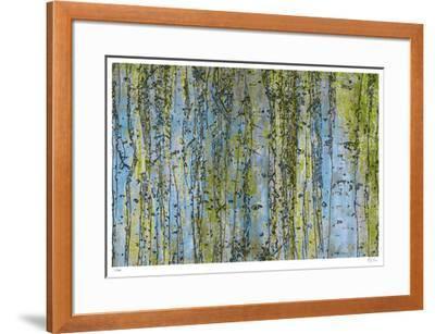 Aspen-Mj Lew-Framed Giclee Print
