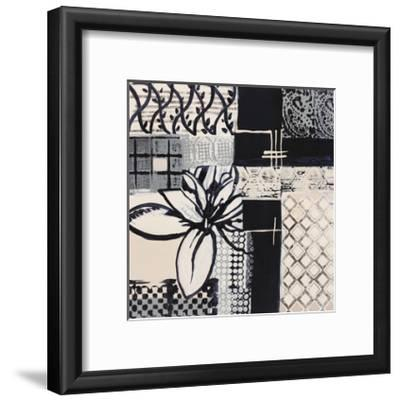 Nature's Patterns I-Leslie Bernsen-Framed Giclee Print