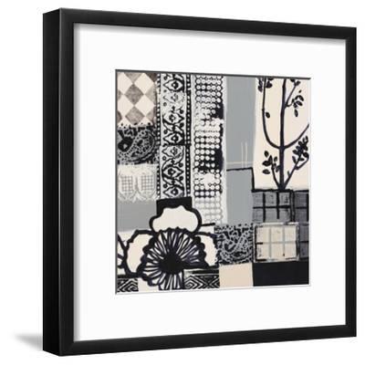 Nature's Patterns II-Leslie Bernsen-Framed Giclee Print