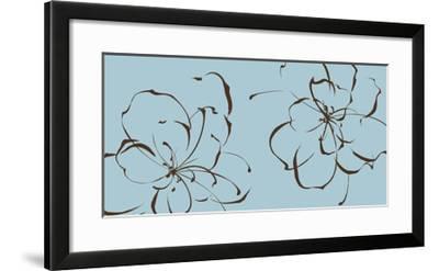 Blooming Moments I-Katsumi Sugita-Framed Giclee Print