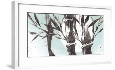 Summer's Essence II-Katsumi Sugita-Framed Giclee Print