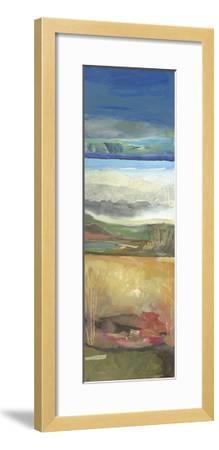 Nantucket Vistas I-Marlene Lenker-Framed Giclee Print