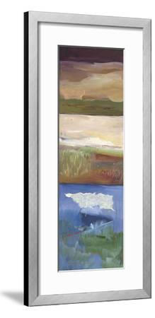 Nantucket Vistas II-Marlene Lenker-Framed Giclee Print