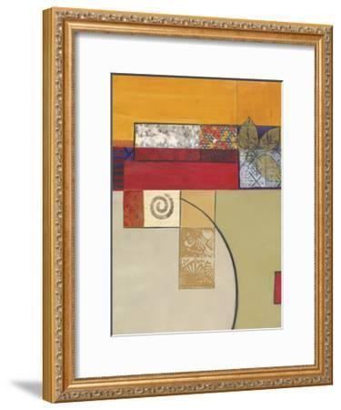 Golden Day II-Connie Tunick-Framed Giclee Print
