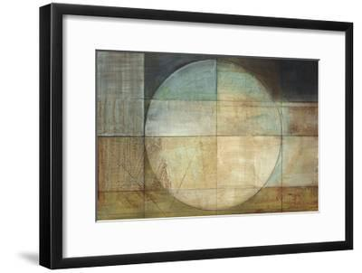 Map of a Perfect Day-Heather Ross-Framed Giclee Print