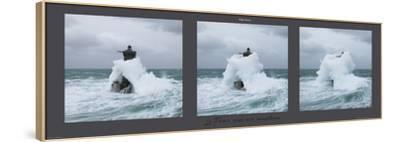 Le Four sous son manteau-Philip Plisson-Framed Art Print