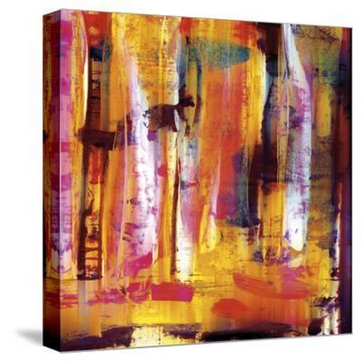 Abstract Vivid-Sven Pfrommer-Stretched Canvas Print